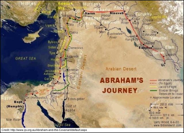 Abraham-Journey