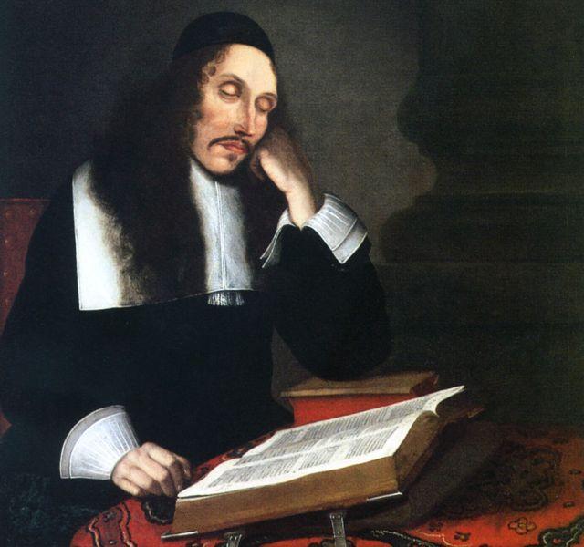 Baruch_Spinoza_-_Franz_Wulfhagen_-_1664-01cr1